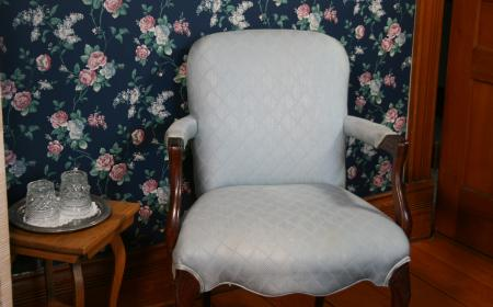 Chair in Dorothy's room
